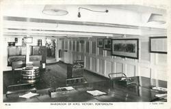 WARDROOM OF H.M.S. VICTORY