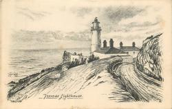 TREVOSE LIGHTHOUSE, ST. MERRYN
