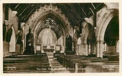 THE HIGH ALTAR, ST.DAVIDS CHURCH