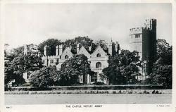 THE CASTLE, NETLEY ABBEY