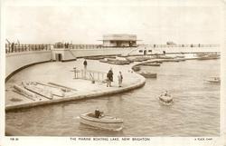 THE MARINE BOATING LAKE
