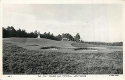 THE  GOLF COURSE AND MEMORIAL