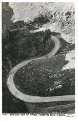 BIRD'S-EYE VIEW OF FAMOUS HORSEHOE BEND