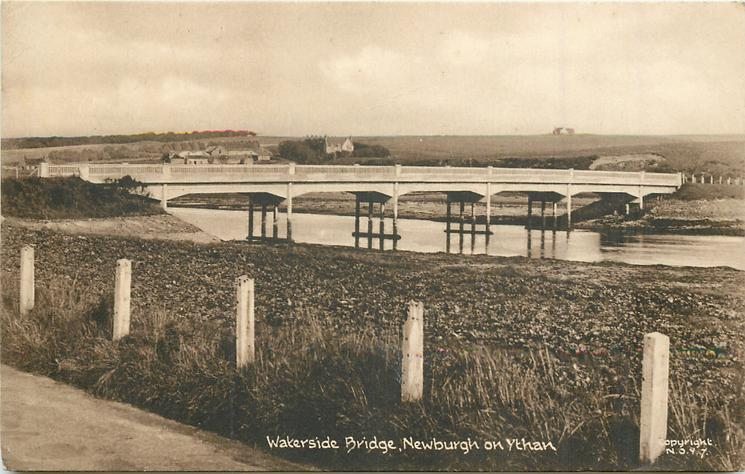 WATERSIDE BRIDGE