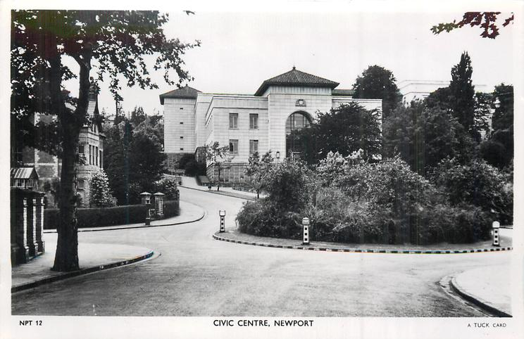 CIVIC CENTRE