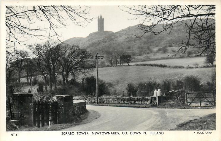 SCRABO TOWER