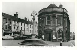 THE OLD GUILDHALL AND MARKET CROSS