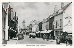 BARTHOLOMEW STREET