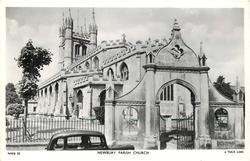 NEWBURY PARISH CHURCH