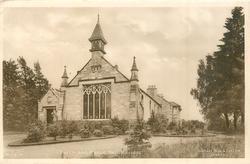 CHURCH AND MANSE