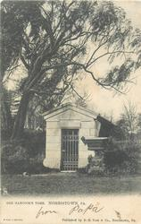 GEN. HANCOCK'S TOMB, NORRISTOWN, P.A.