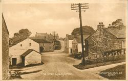 THE SHAP ROAD