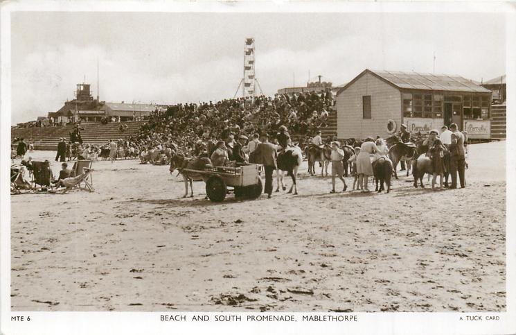 BEACH AND SOUTH PROMENADE