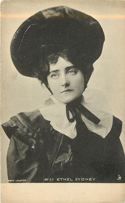 MISS ETHEL SYDNEY