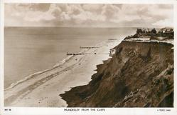 MUNDESLEY FROM THE CLIFFS