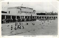 BATHING POOL
