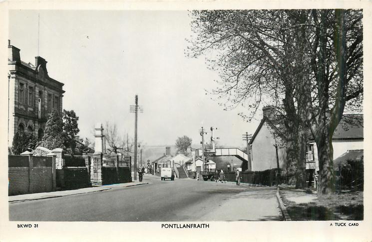 PONTLLANFRAITH