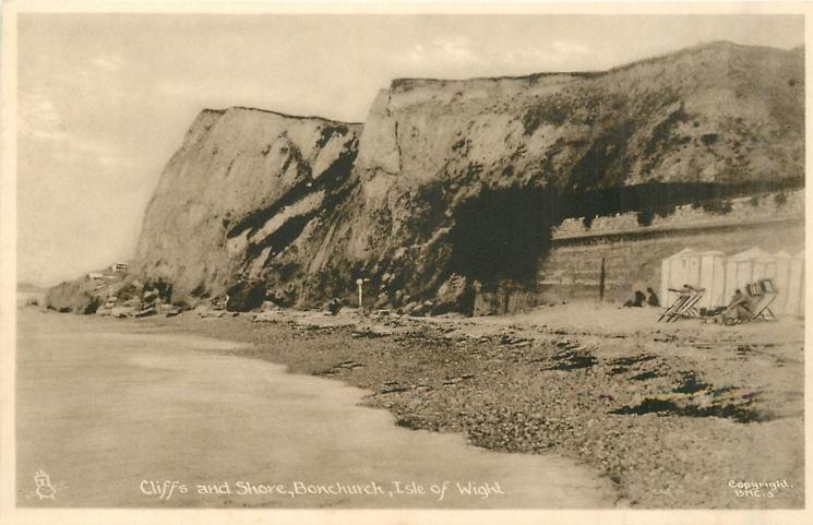 CLIFFS AND SHORE