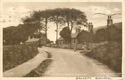 SOUTHFIELD COTTAGES