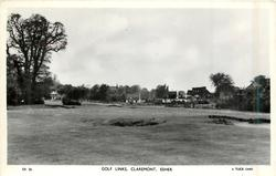 GOLF LINKS, CLAREMONT