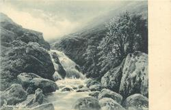 MOSEDALE BECK, WASTWATER