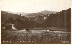 THE WOODLANDS VALLEY, NR. HOPE