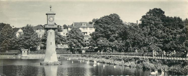 THE LAKE, ROATH PARK