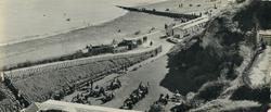 HOLYWELL, TEA GARDENS AND BEACH