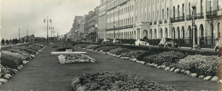 CARPET GARDENS AND SEA FRONT