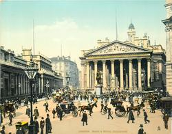 BANK & ROYAL EXCHANGE