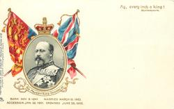 HIS MAJESTY KING EDWARD VII.
