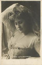 MISS LILY HANBURY