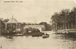 ABERDARE PARK, THE LAKE