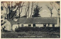 TAM O' SHANTER COTTAGE