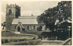 BIDSTON CHURCH