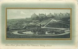 SWAN POND, JAMES DUNN PARK, VICKERSTOWN, WALNEY ISLAND