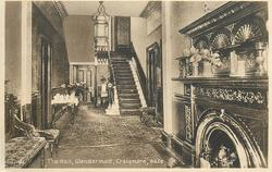 THE HALL, GLENDERMOTT, CRAIGMORE, BUTE