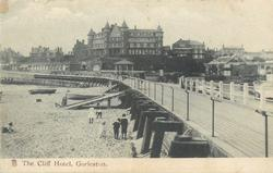 THE CLIFF HOTEL, GORLESTON
