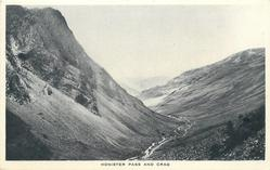 HONISTER PASS AND CRAG