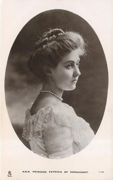 H.R.H. PRINCESS PATRICIA OF CONNAUGHT