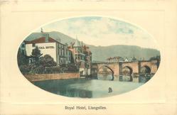Royal Hotel Llangollen Reviews