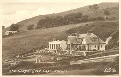 THE CLWYD GATE CAFE