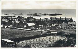 A GENERAL VIEW OF RHOSNEIGR