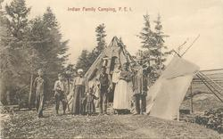 INDIAN FAMILY CAMPING, P.E.I.