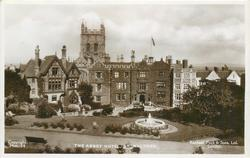 THE ABBEY HOTEL, GT. MALVERN