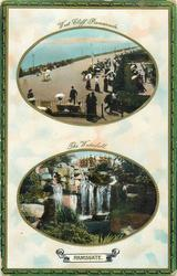 WEST CLIFF PROMENADE/THE WATERFALL