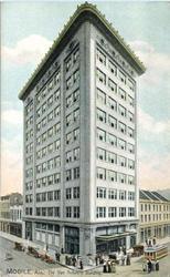 THE VAN ANTWERP BUILDING