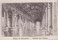 PALAIS DE VERSAILLES- GALERIE DES GLACES