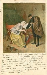the sick woman on English edition