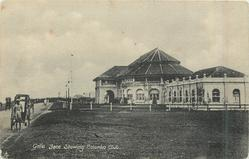 GALLE FACE SHOWING COLOMBO CLUB